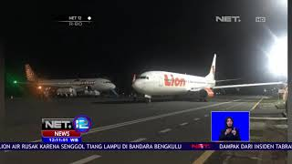 Download Video Ditjen Perhubungan Investigasi Kasus Lion Air Tabrak Tiang- NET 12 MP3 3GP MP4