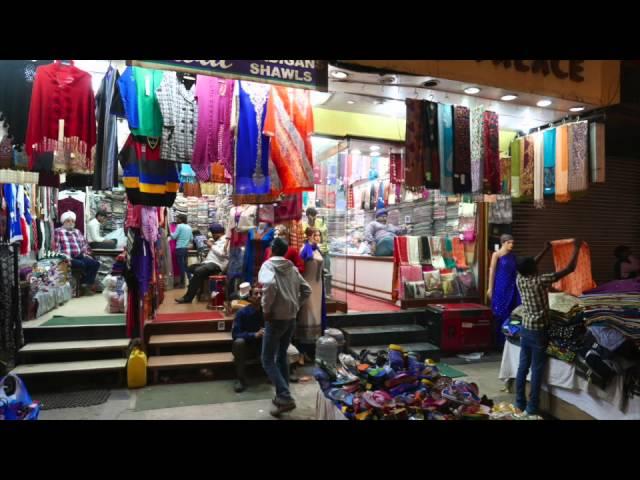 Ajmal Khan Road Market