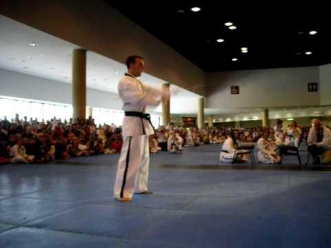 Master Robert Dallas 6th Deg. Demo Birmingham, AL ...