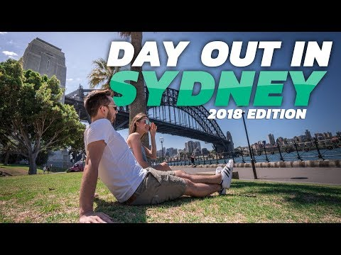 DAY OUT IN SYDNEY 2