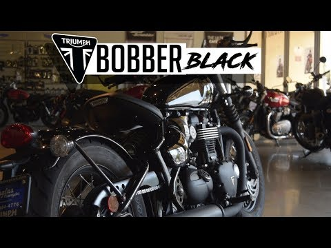 The Triumph Bobber Black || You're Not COOL Enough For This Bike