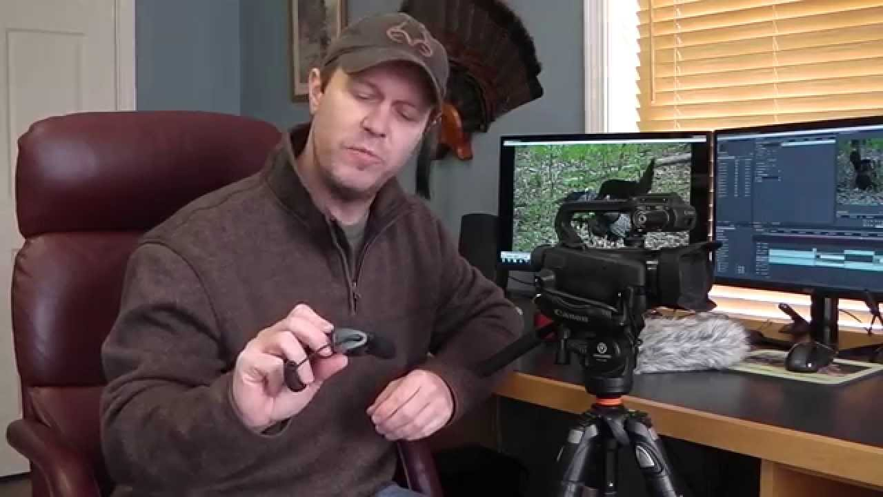4dc7bd89c01 Choosing The Right Equipment For Filming A Hunt - YouTube