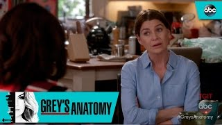 Bailey Asks Meredith to Return - Grey