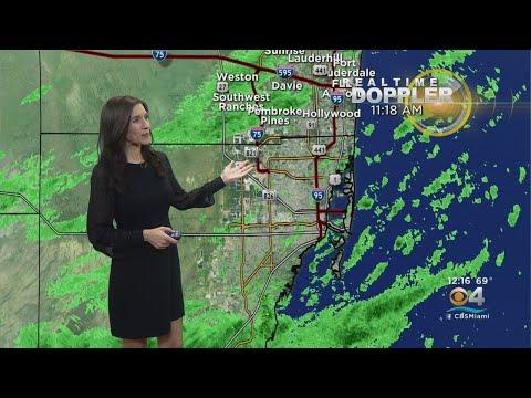 CBSMiami.com Weather @ Your Desk  12-19-19 12PM