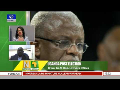 Network Africa: Reactions To Break-In At Uganda Opposition Lawyers Office