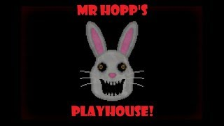 Mr Hopps All Ending and normal playthrough