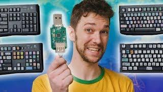 Können Sie Ihre Tastatur machen?? - Stellen Sie eine BELIEBIGE Taste, ein MAKRO!
