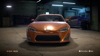 Need For Speed 2015 - Toyota GT86 2014 - Test Drive Gameplay (XboxONE HD) [1080p60FPS]