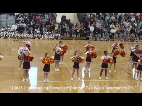 Dumont Pee Wee Cheerleaders 03