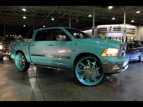 Whipaddict Dodge Ram Hemi On Starr Wheel Bear 30s