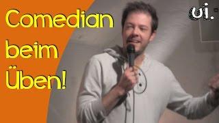 Offene Bühnen - wo Comedians üben!
