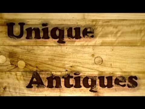 Unique Antiques Episode 3 Mason Jars - BTN TV