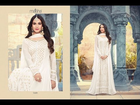 6df81bc3c7 Latest Indian Dresses Collections 2018 || Maisha Maskeen || Maisha pearl.  Style Exchange Collection