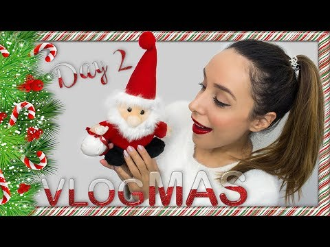 "Vlogmas Day 2: ""Το Video μέσα στο Video και ο μυστικός διαγωνισμός""|Beautissimi"