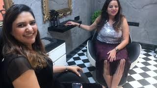 Harsha & Rakesh Salon | Juhu | Vlog by Nikhil Dixit