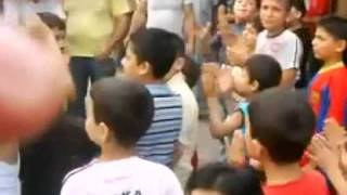 Syria - The children of Latakia wants to overthrow the regime 19-6-2011 p1