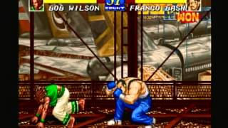 Fatal Fury Battle Archives volume 1 - Fatal Fury 3 Road To Final Victory (Playstation 2) Game Play