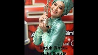 Untuk Cinta - Hafiz Suip & Adira (LIRIK)