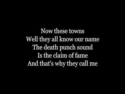 Bad company lyrics- by five finger death 💀 punch 🎸