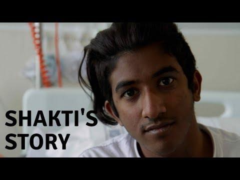 Living with Spina Bifida: Shakti Krishnan