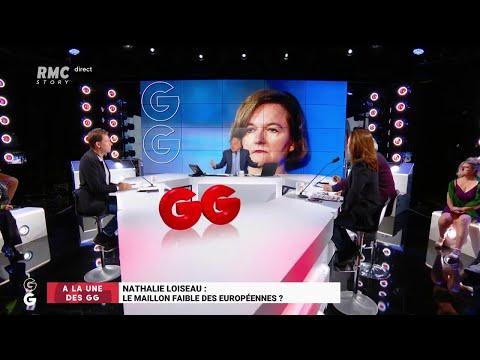 Les Grandes Gueules de RMC: Nathalie Loiseau, le maillon faible des européennes ?