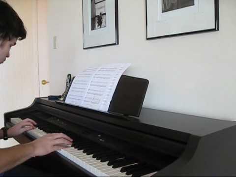 I Don't Care Piano Sheet