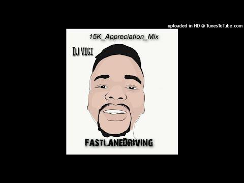 Dj Vigi - 15k Appreciation mix | New Gqom mix | Mshayi Mr Thela
