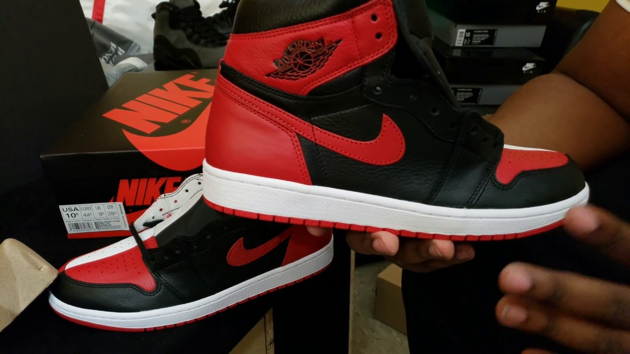 the latest 12f87 ebeb6 FIRST LOOK  AIR JORDAN RETRO 1 OG