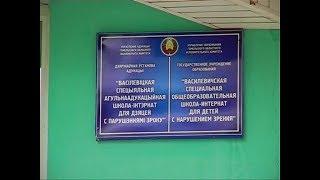 Василевичская школа-интернат для детей с нарушениями зрения