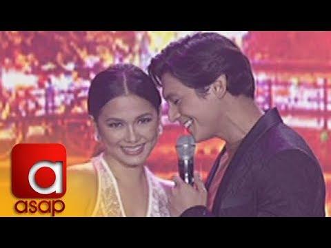 """ASAP: Maja Salvador and Joseph Marco sing """"Yakap Sa Dilim"""" by Orange and Lemons"""