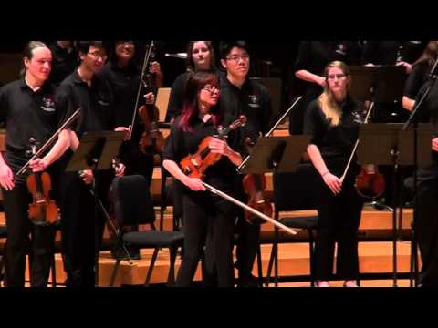 Spring 2016 Concert by the Gamer Symphony Orchestra