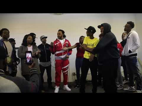 Don Haymon Presents The Bar Association (Battle Rap League) Kausion Vs Hog the Hustla