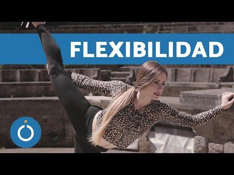 FLEXIBILIDAD para PIERNAS - Flexibilidad PRINCIPIANTES