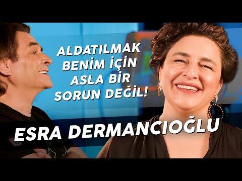 """ESRA DERMANCIOĞLU """"BAZI BEYİNLERİ YALAYASIM GELİYOR!"""""""
