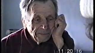 Живые голоса. Ветеран Нечеухин Семен Иванович