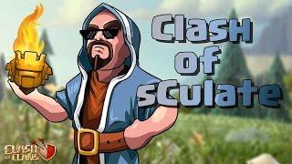 TH7 vs TH9: 35 coppe con 2 STELLE? | Clash of sCulate Ep. #22 | Clash of Clans ITA