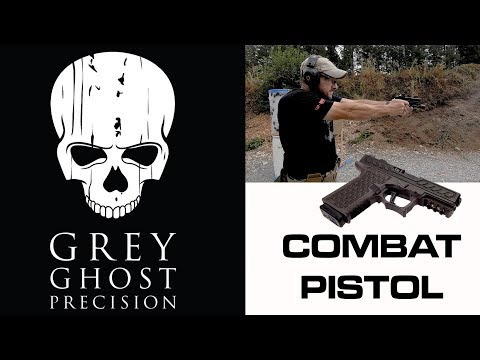 Grey Ghost Combat Pistol