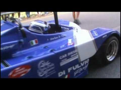 48° Svolte di Popoli 2010: Simone e Stefano Di Fulvio videomix (X1/9 - OsellaPA9)