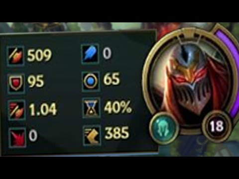 You Cant Stop A CLEAN Zed
