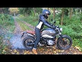 watch he video of BMW R nineT Scrambler Review | Joanna F. Benz