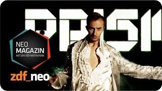 PRISM is a dancer: Das Twitter-Hörbuch - NEO MAGAZIN mit Jan Böhmermann - ZDFneo