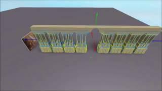 Building a Temple! Part 1 | Roblox Speedbuild/Timelapse