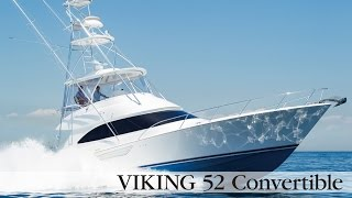 VIKING 52 Convertible - Impression