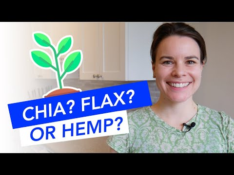Super Seeds » Chia, Flax, & Hemp Which One to Choose?