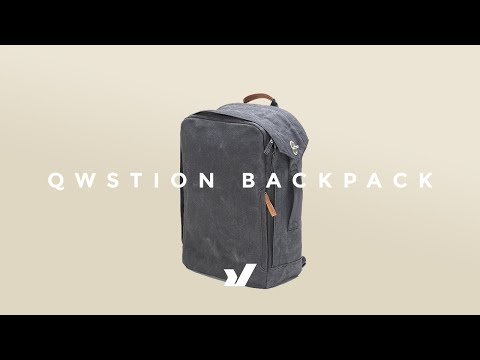 The Qwstion Backpack