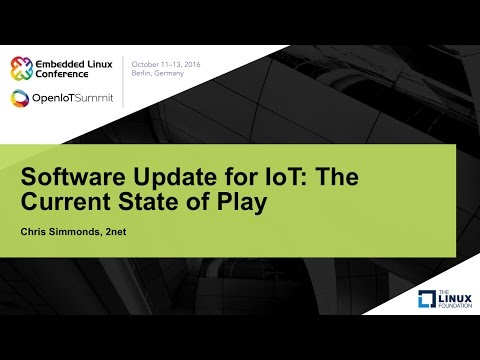 Software Update for IoT: The Current State of Play