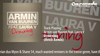 Armin van Buuren feat. Laura V - Drowning (Avicii Remix)