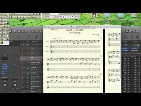 How to Import Finale Sheet Music into Logic Pro X on Mac