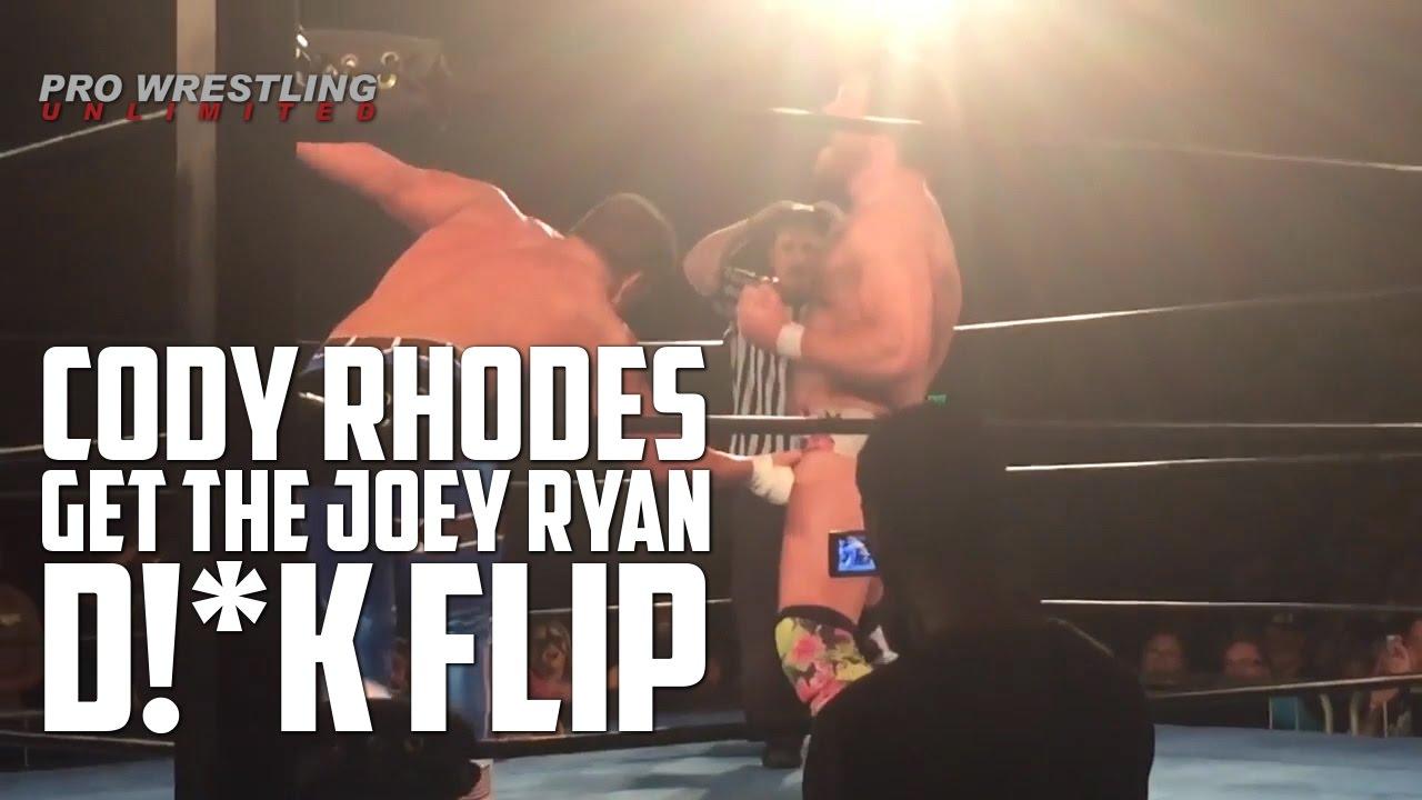 Cody rhodes cock