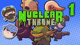 Nuclear Throne: Wreck Shop - PART 1 - Steam Train